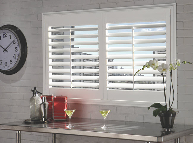 Modern Custom Shutters Northshield Blinds And More